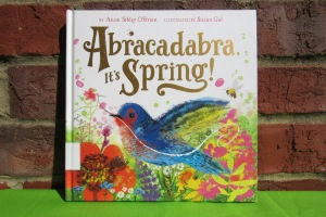 abracadabra, it's spring